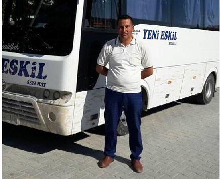 Eskil Seyehat'in Konya'ya gidiş saati değişti