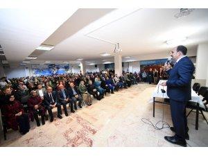 """Başkan Altay: """"KOMEK'ler yeni dönemde akademiye dönüşecek"""""""