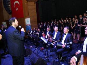 Aksaray Belediyesinin Konseri Büyük İlgi Gördü.