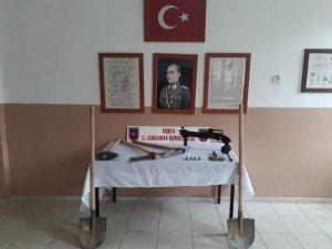 Konya'da kaçak kazıya suçüstü: 4 gözaltı