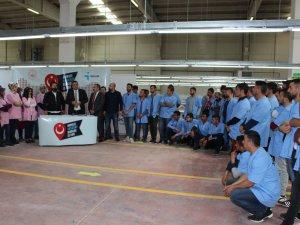 İŞKUR'dan tekstil sektörüne 100 kişilik istihdam desteği