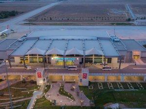 Konya Havalimanında Mart'ta 91 bin 71 yolcuya hizmet verildi