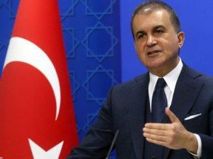 AK Parti Sözcüsü Çelik: Esas mesele S-400 meselesi değildir