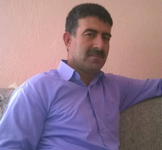 Eskilli vatandaş Konya'da iş kazası geçirdi