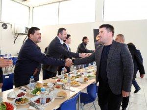 """Başkan Dinçer""""Aksaray'ımızda hizmetlerimize süratli bir şekilde başlayacağız"""""""