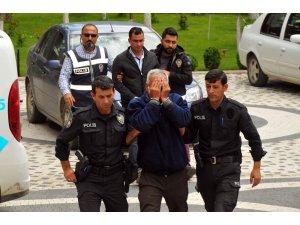 Akşehir'deki cinayetin zanlısı tutuklandı