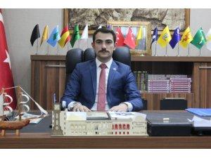 """Ülkü Ocakları İl Başkanı Çini: """"19 Mayıs'ta Samsun'da olmaktan gurur duyacağız"""""""