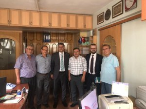"""Konya SMMMO Başkan Adayı Abdil Erdal: """"Odamızın dijital dönüşümünü gerçekleştireceğiz"""""""