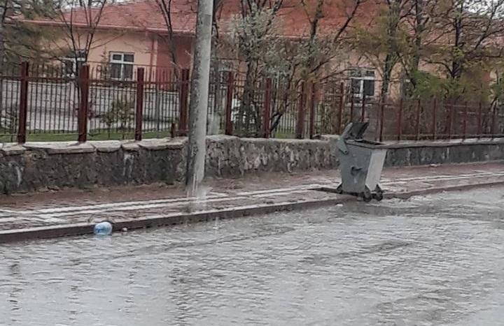 Eskil ve bölgesinde iki gün süreyle sağanak yağış bekleniyor