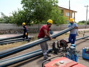 Aksaray Belediyesi, altyapı çalışmalarında atağa kalktı
