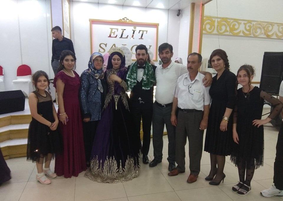 Ülkü Nesrin ile Sefa Muzaffer Evlendi
