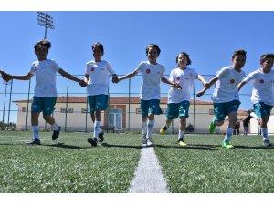 Karatay Yaz Spor Okullarında eğitimler başladı