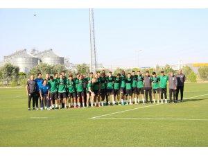 Konyaspor'da yeni sezon hazırlıkları başladı