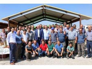 Başkan Kavuş, Yeni Meram Sanayi esnafıyla buluştu