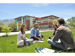 NEÜ'de bazı bölümlere ilk defa öğrenci kabulü yapılacak
