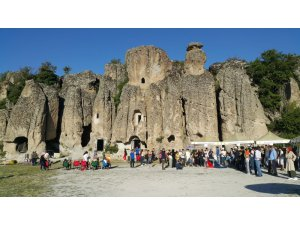 Konya'da bilim meraklıları Astronomi Şenliğinde buluştu