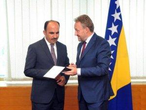 Konya - Bosna Hersek kardeşliği büyüyor