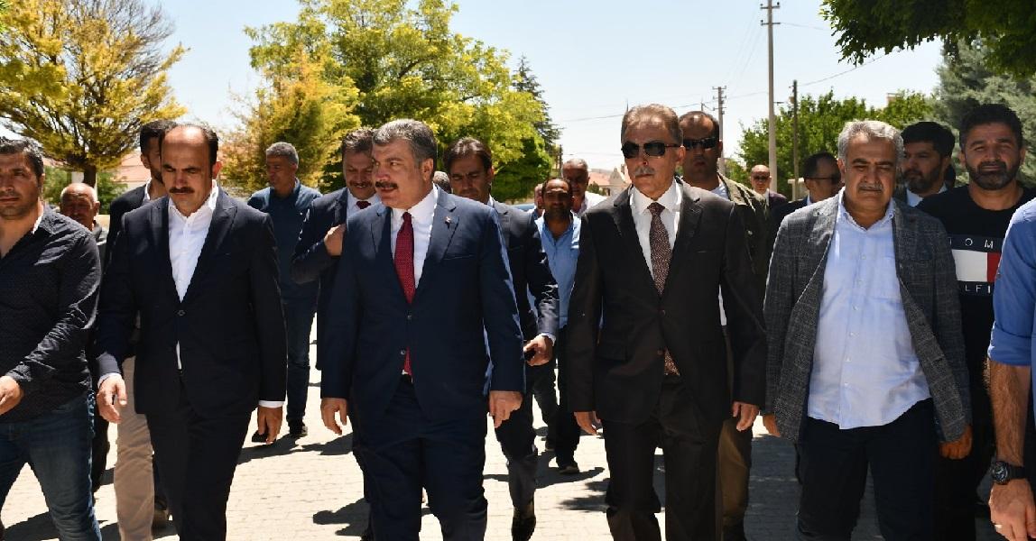 Sağlık Bakanı Fahrettin KOCA'nın Acı Günü