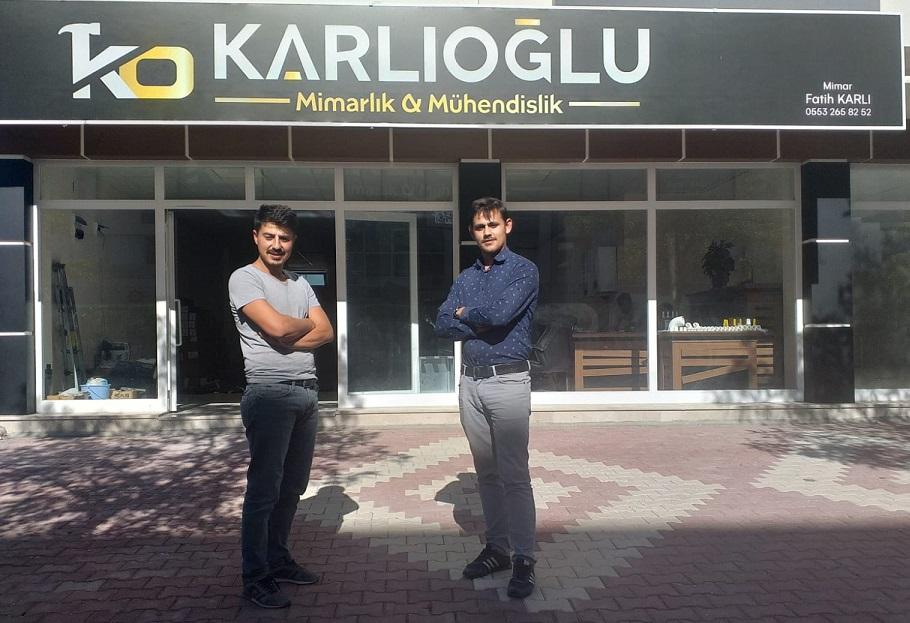 Karlıoğlu Mimarlık-Mühendislik Doğalgaz Tesisatı Kurulumunda İddialı!
