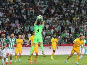 Süper Lig: Konyaspor: 0 - MKE Ankaragücü: 0 (Maç sonucu)