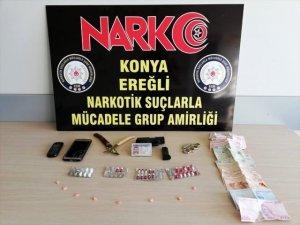 Konya'da 28 suçtan aranan şahıs yakalandı