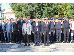 Beyşehir'de 30 Ağustos Zafer Bayramı kutlandı