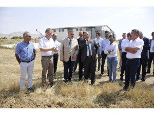 Selçuk Üniversitesi Sarıcalar Araştırma ve Uygulama Merkezi tanıtıldı