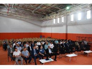 Kulu'da 'okul güvenliği' toplantısı yapıldı