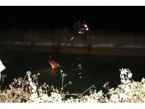 Genç çobanın cesedi sulama kanalından çıkarıldı