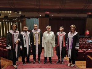 ASÜ'de yeni akademik yıl başladı