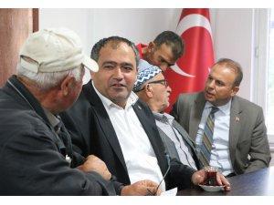 Aksaray'da ziraat odası ve tarım orman ekipleri çiftçiler için birleşti