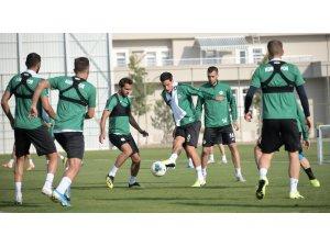 Konyaspor'da Jevtovic sevinci