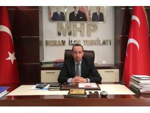 """MHP Meram İlçe Başkanı İbrahim Ay: """"Yol yürüdüğümüz arkadaşlarımızı partimize davet ediyoruz"""""""