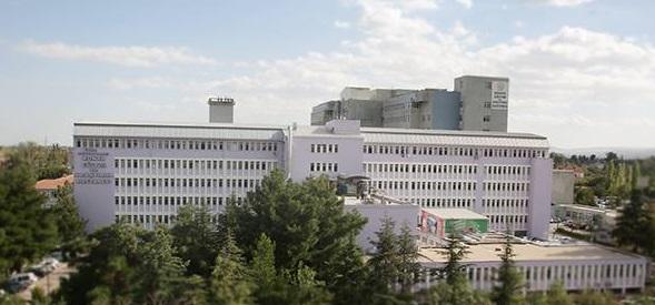 Konya'da Doktor Hastanede Darp Edildi