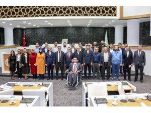 Meram Belediye Meclisi'nden Barış Pınarı Harekatı bildirisi