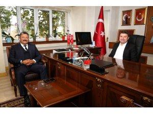 """Emniyet Müdürü Kolcu: """"Aksaray'ın huzuru için çalışacağız"""""""