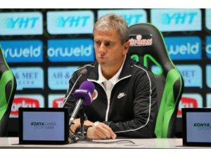 """Hamza Hamzaoğlu: """"Bundan sonraki maçların daha zor geçeceğini biliyoruz"""""""