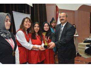 SÜ'de Alaeddin Keykubat Geleneksel Okçuluk Kupası madalya töreni