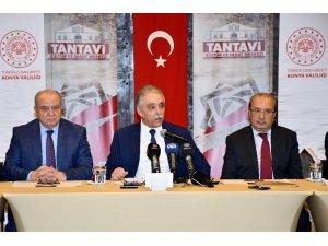 """Vali Toprak: """"Konya birçok konuda zirvede"""""""