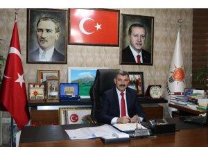 """Başkan Altınsoy: """"Türkiye oyunlar ve kumpaslarla yıkılamayacak kadar güçlü bir ülke"""""""
