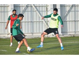 Konyaspor'da Beşiktaş maçı hazırlıkları sürüyor