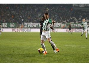 Süper Lig: Konyaspor: 0 - Beşiktaş: 0 (Maç devam ediyor)