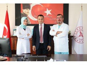 Beyşehir Devlet Hastanesi'nde uzman hekimler göreve başladı