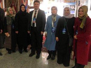 Başkan Dinçer, Uluslararası Yerel Yönetimlerde 6. Kadın Şurasına katıldı