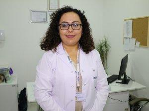 """Uzman Dr. Aydın: """"Kanser, erken teşhis konulursa tedavi edilebilen bir hastalık"""""""