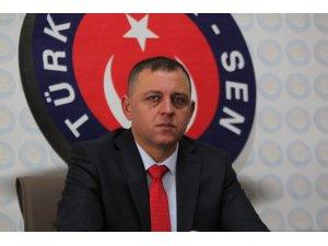 """Türk Sağlık-Sen Konya Şube Başkanı Töke: """"Yeni yılda kayıplarımız telafi edilmeli"""""""