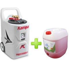 Kampa - Yerli Tesisat, Radyatör ve Petek Temizleme Makinaları