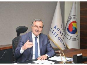 """Kütükçü: """"2019 yılı Konya açısından ihracat yılı oldu"""""""