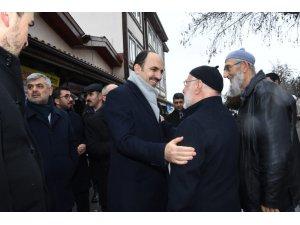 """Başkan Altay: """"Birlik ve beraberlik içinde şehrimizi geleceğe taşıyacağız"""""""