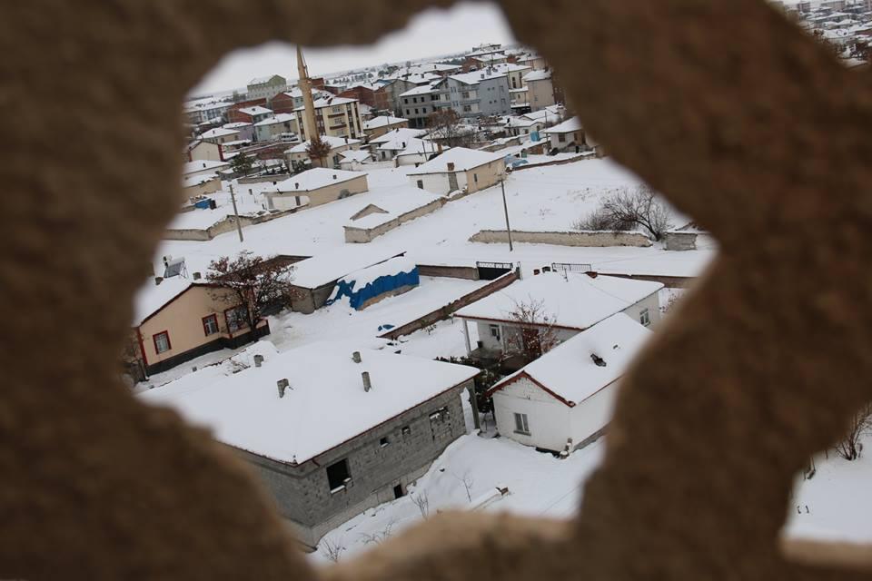 Eskil'de okullara kar tatili